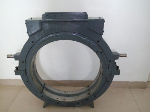 Assembly of Insitu Crankshaft Grinding Machine