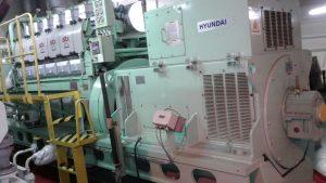 Hyundai Diesel Engine for Repair