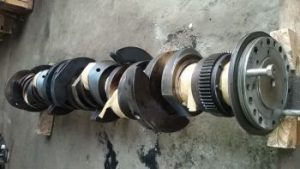 Reconditioned Wartsila Crankshaft