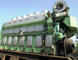 Wartsila Marine Diesel Engine