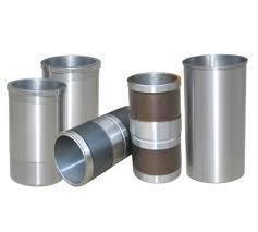 Cylinder Liners of Allen Diesel Engine