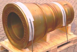 Cylinder Liners of Ruston Diesel Engine