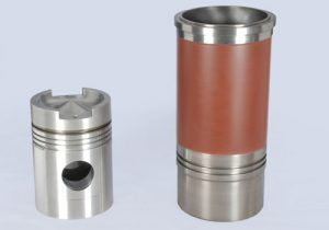 Cylinder Liners of Nohab