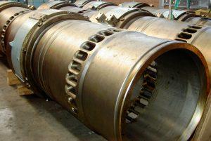 Cylinder Liners of MAN Diesel Engine