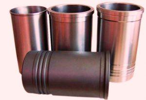 Cylinder Liners of Marine Diesel Engine
