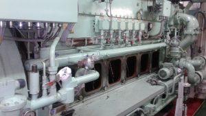 Crankshaft Repair of Hyundai Diesel Engine