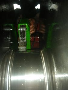 Crack Detection by MPI Before Grinding