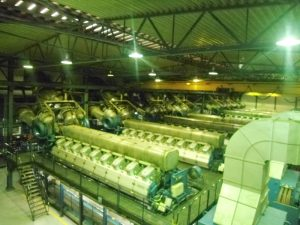 Wartsila 18V46 Diesel Engine for Sale