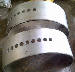 Reconditioned Bearings of Wartsila 12V32