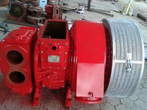 Wartsila 12V32 Turbocharger