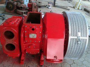 Wartsila 12V32 Turbocharger