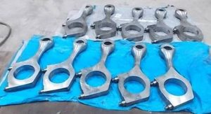 Reconditioned Connecting Rods of Wartsila