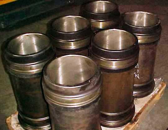 Cylinder Liner of Wartsila 12V32