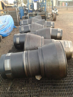 Cylinder Liners Ready for Reconditioning