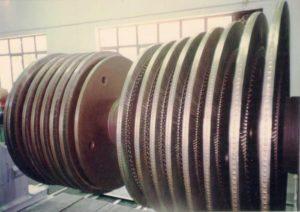 Repair of Turbine and Alternator Shaft