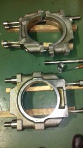Reconditioning of Connecting Rod