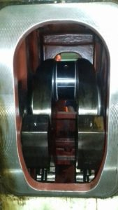Inspection of Crankpin of MAN Engine