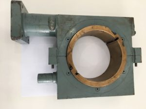 Onsite Grinding Machine for Small Diameter
