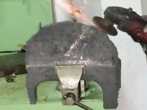 Casting Piece Given Profile as per Damaged Engine Block