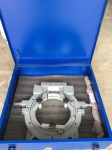 Crankshaft Grinding Machine Packed For Dispatch
