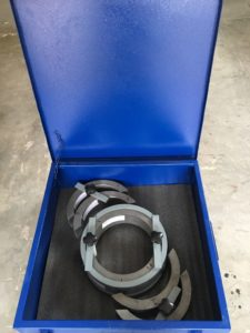 Crankshaft Grinding Machine Accessories Packed for Dispatch