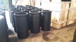 Ruston Cylinder Liners Under Packing